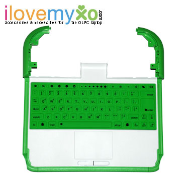 OLPC Base Upper Assembly